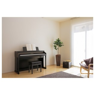 Kawai Concert Artist CA17 Premium Rosewood Living Room