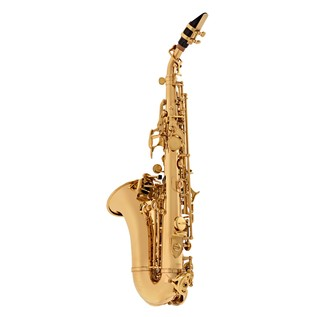 Odyssey OSS650C Premiere Bb Curved Soprano Saxophone