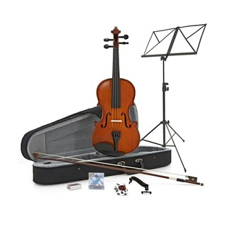 Student Plus 1/2 Violin Pack