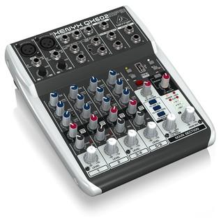 Behringer QX602MP3 6-Input Mixer