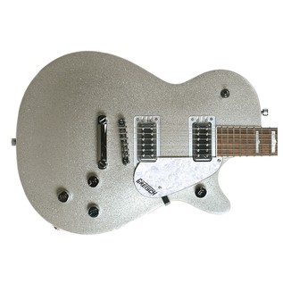 G5439 Electromatic Pro Jet Electric Guitar, Silver Sparkle