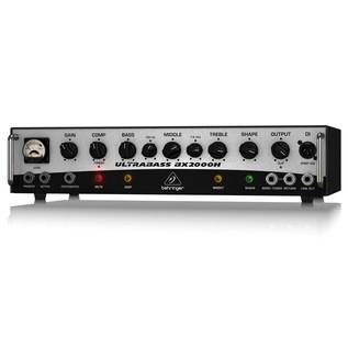 Behringer Ultrabass BX2000H Amp