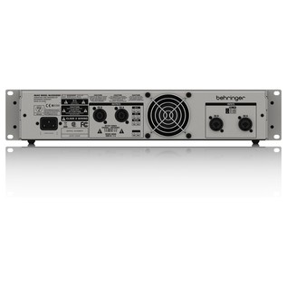 Behringer NU3000DSP Power Amplifier