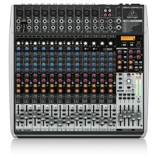 Behringer QX2442USB USB Mixer