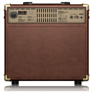 Behringer ACX450 Ultracoustic Amp, Rear
