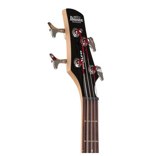 MiKro GSRM20 Bass Guitar, Black