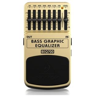 Behringer BEQ700 Bass EQ Pedal