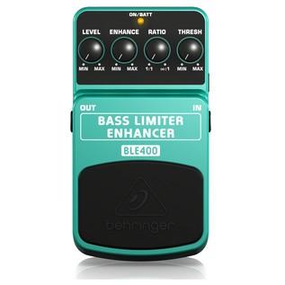 Behringer BLE400 Bass Limiter Pedal