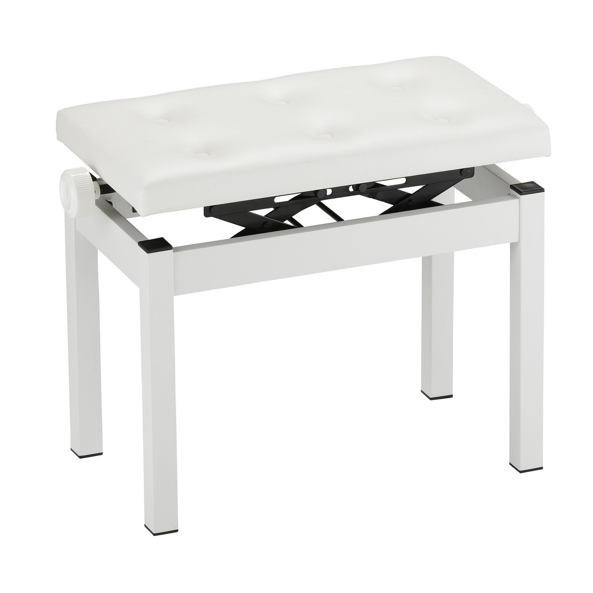 Korg Pc 770 Piano Bench White At Gear4music Com