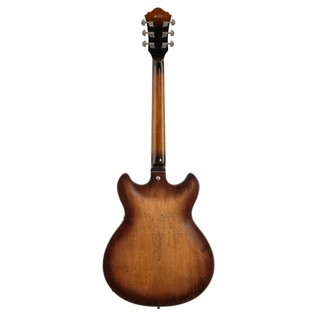 Ibanez Artcore Vintage ASV10A Hollowbody Guitar, Tobacco