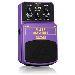 Behringer FM600 Pedal