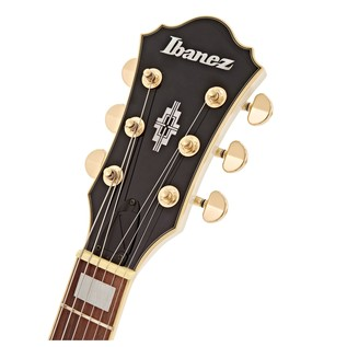 Ibanez AF75TDG-IV Artcore Series Hollow Body Guitar, Ivory