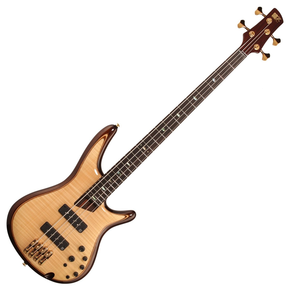 ibanez premium sr1400 bass guitar natural at. Black Bedroom Furniture Sets. Home Design Ideas