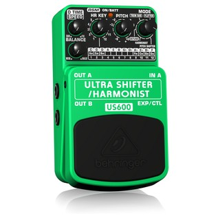 Behringer US600 Harmonist Effects Pedal