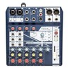 Soundcraft Notesblok 8-FX Analog USB Mixer