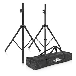 SubZero 150W PA System Bundle with Stands and Mics