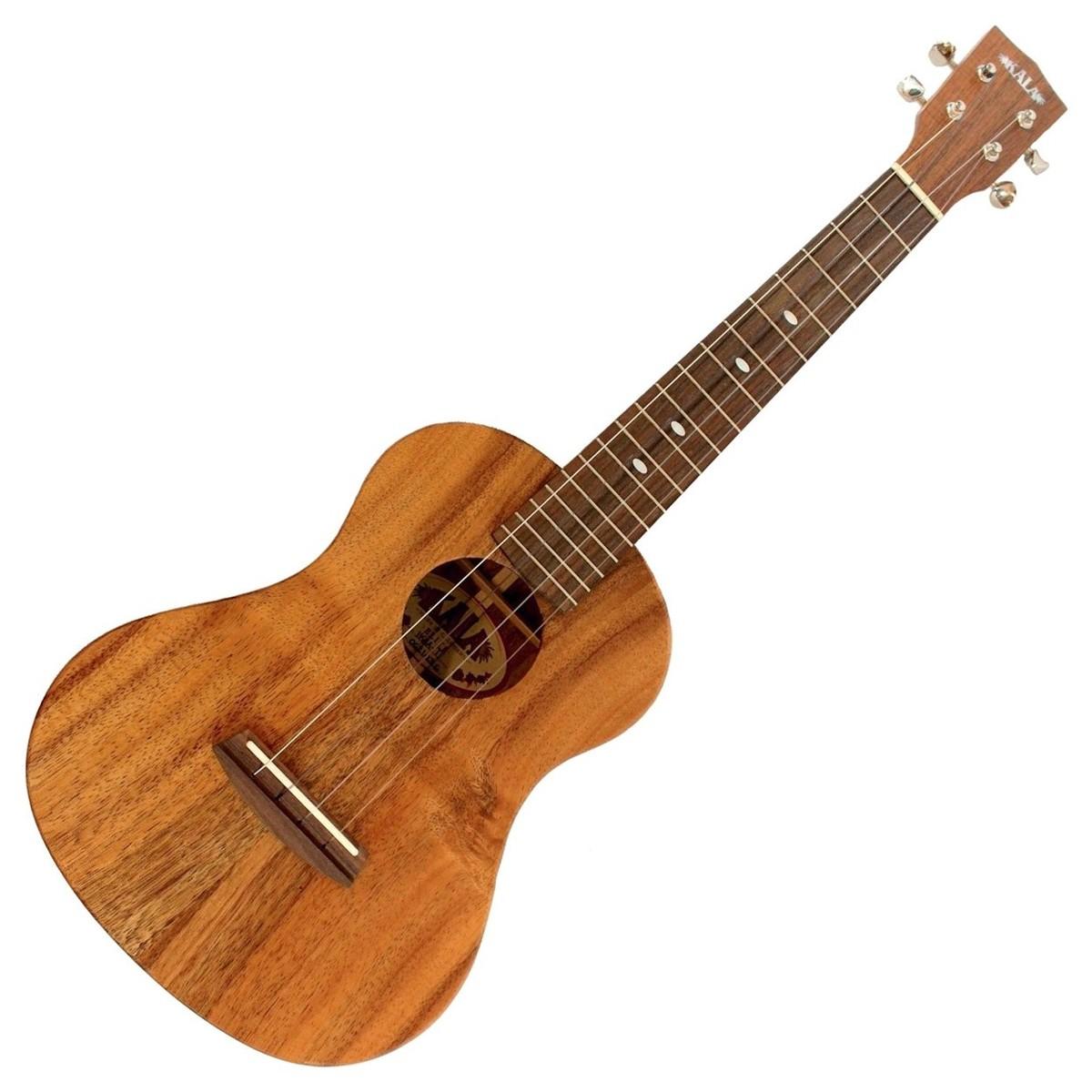 kala elite series koa 1 tenor ukulele satin natural at. Black Bedroom Furniture Sets. Home Design Ideas