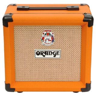 Orange Micro Terror Cab