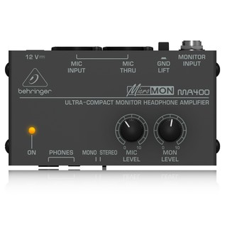 Behringer MA400 Monitor Amplifier