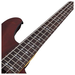 Omen-4 Bass Guitar, Walnut Satin