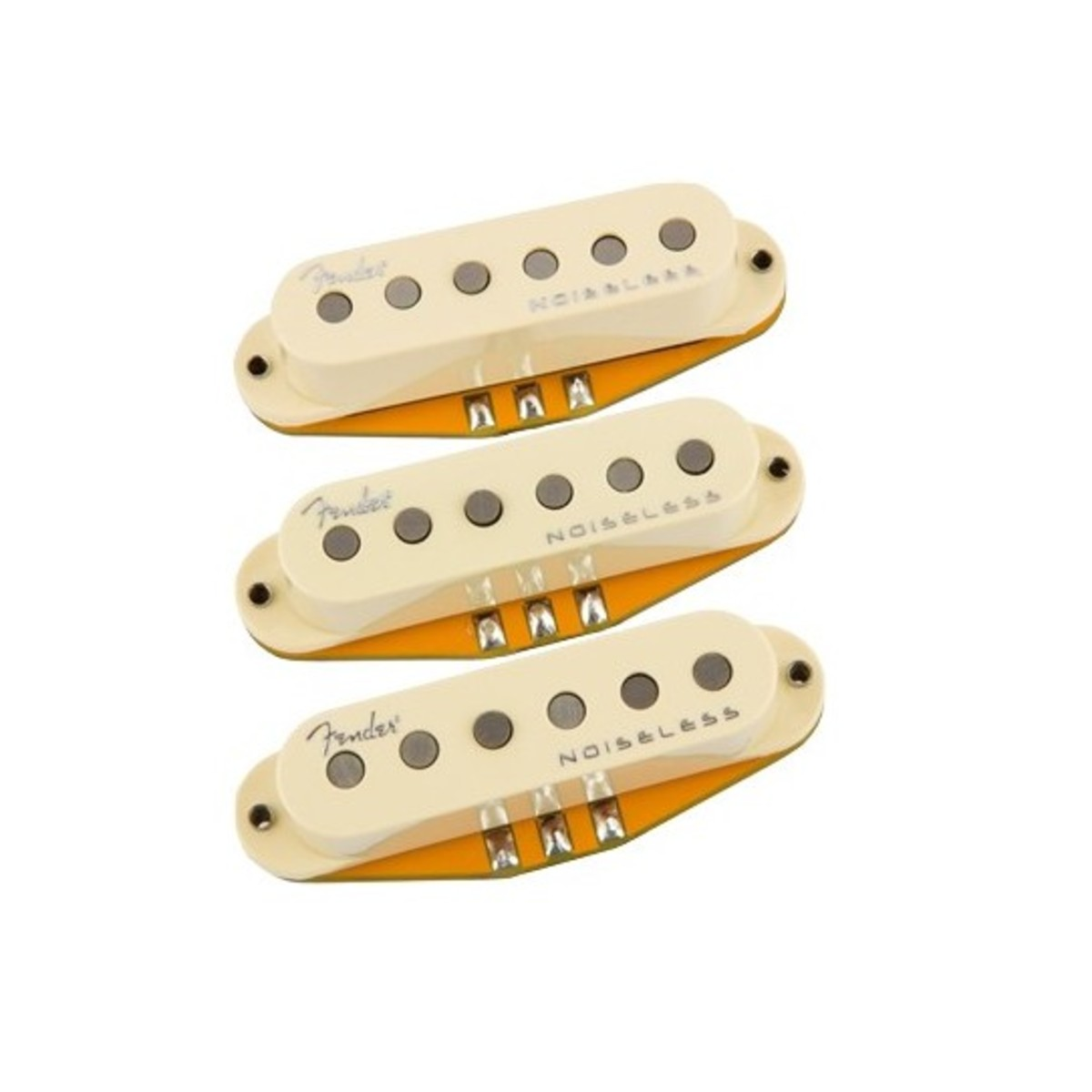 Fender Gen 4 Noiseless Stratocaster Pickups At Gear4music Com