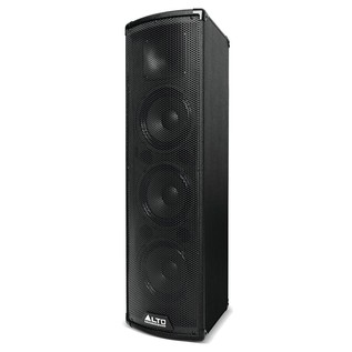 Alto Trouper Bi-Amplified PA Speaker - Angled