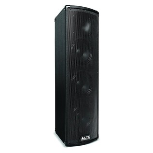 Alto Trouper 200W Active PA Speaker - Angled 2