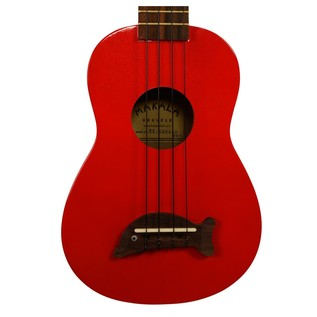 Kala Makala Ukulele, Candy Apple Red