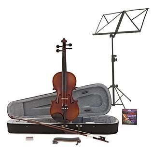 Archer 3/4 Violin Antique Finish + Accessory Pack