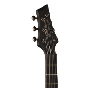 Parallaxe PXM27EC 7-String Electric Guitar, Carbon Black
