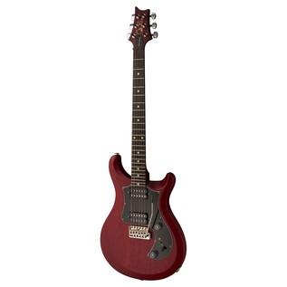 PRS S2 Standard 24 Satin Electric Guitar, Vintage Cherry