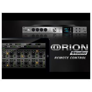 Antelope Audio Orion Studio Thunderbolt and USB Audio Interface - Mobile App
