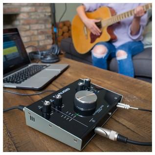 M-Audio M-Track 2x2 Audio Interface - Lifestyle 1