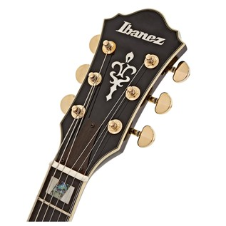 Ibanez Artstar AS153B Semi-Acoustic Guitar, Black