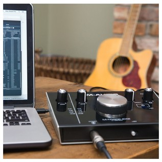 M-Audio M-Track 2x2 Audio Interface - Lifestyle 7
