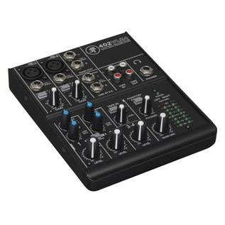 Mackie 402-VLZ4 4 Channel Compact Mixer