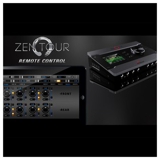 Antelope Audio Zen Tour Portable Audio Interface - Mobile App
