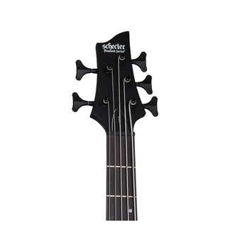 Stiletto Stealth-5 Left Handed Bass Guitar
