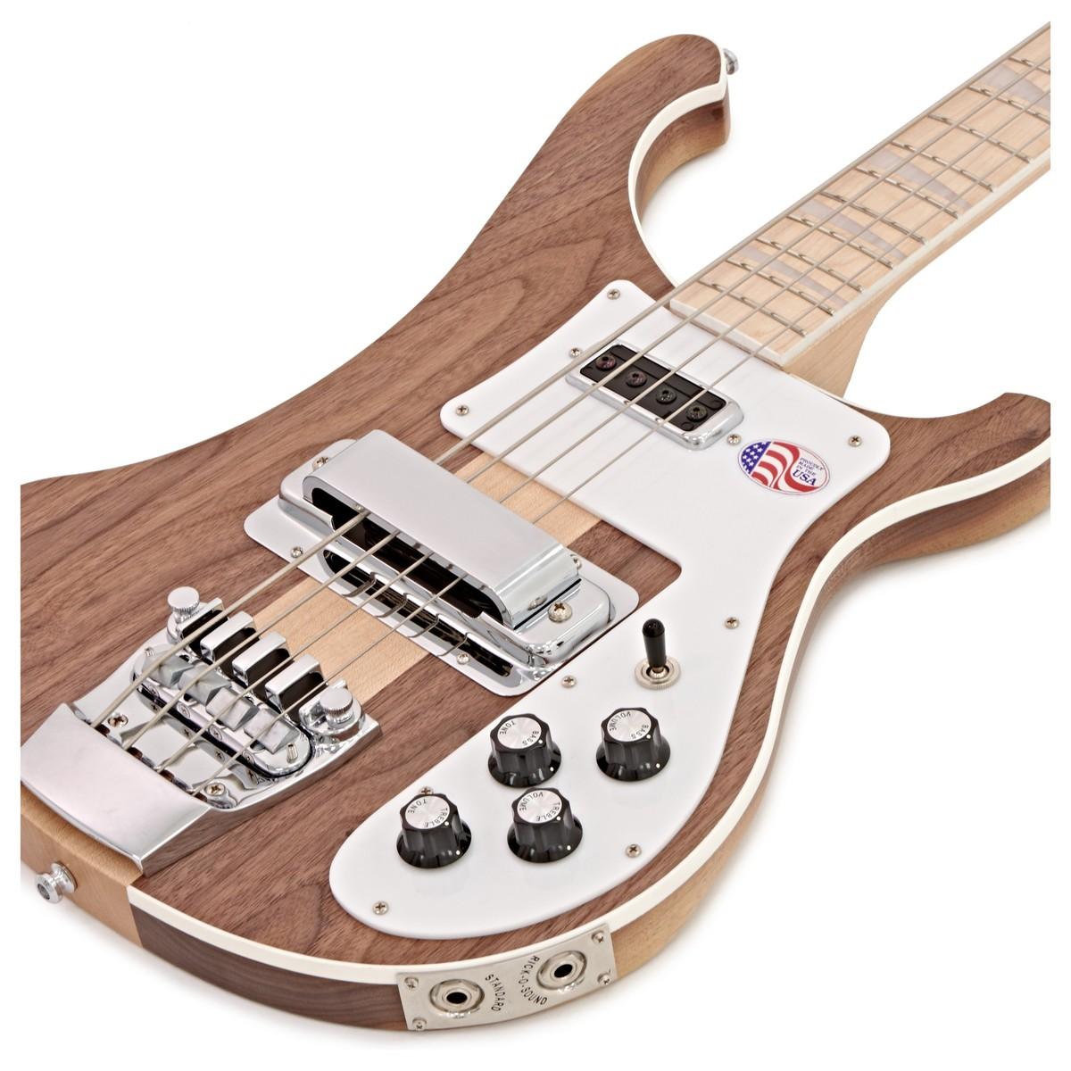 rickenbacker 4003 bass guitar walnut at. Black Bedroom Furniture Sets. Home Design Ideas