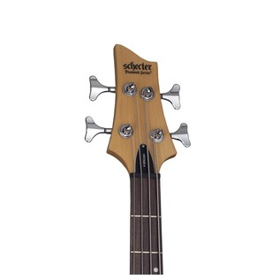 Stiletto Vintage-4 Left Handed Bass, Sunburst