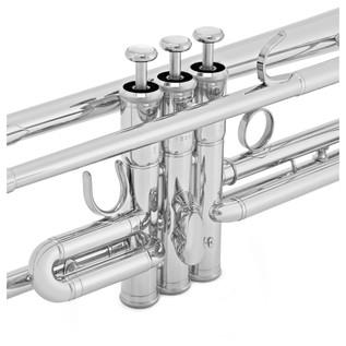 Yamaha YTR-5335G Bb Trumpet, Silver