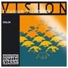 Thomastik Vision Titanium    Orchestra 4/4 violín D cadena, plata herida