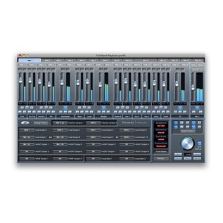 Saffire MixControl DSP Mixer/Router Software