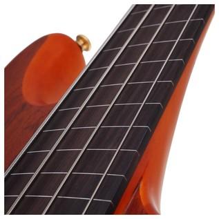 Stiletto Studio-4 FL Bass Guitar,Honey Satin