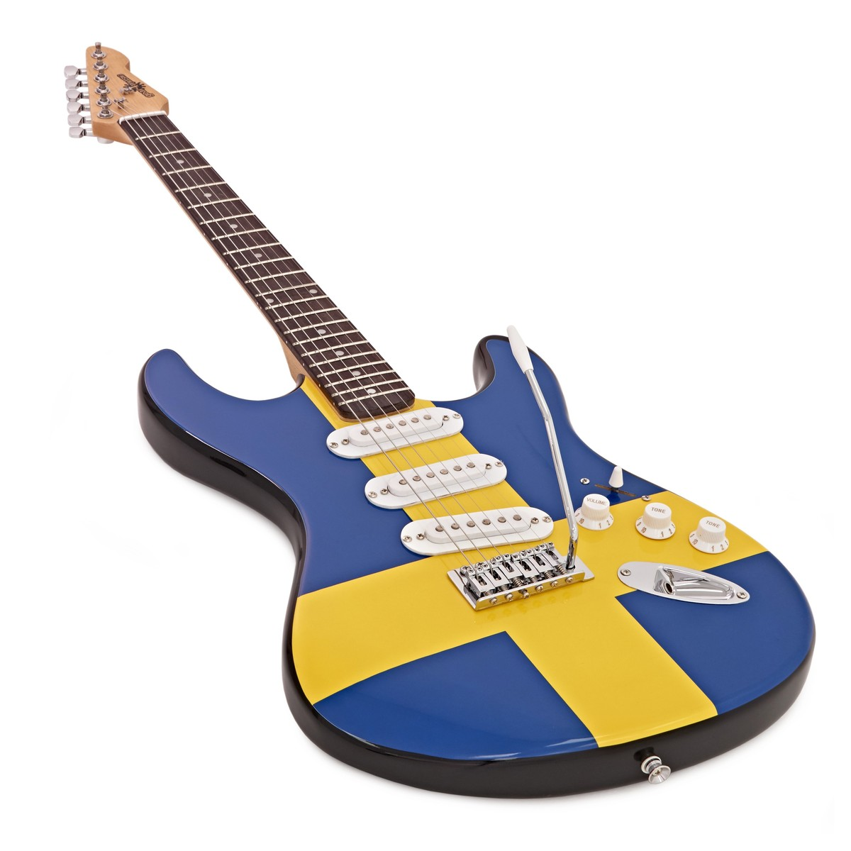 la electric guitar amp pack swedish flag at. Black Bedroom Furniture Sets. Home Design Ideas