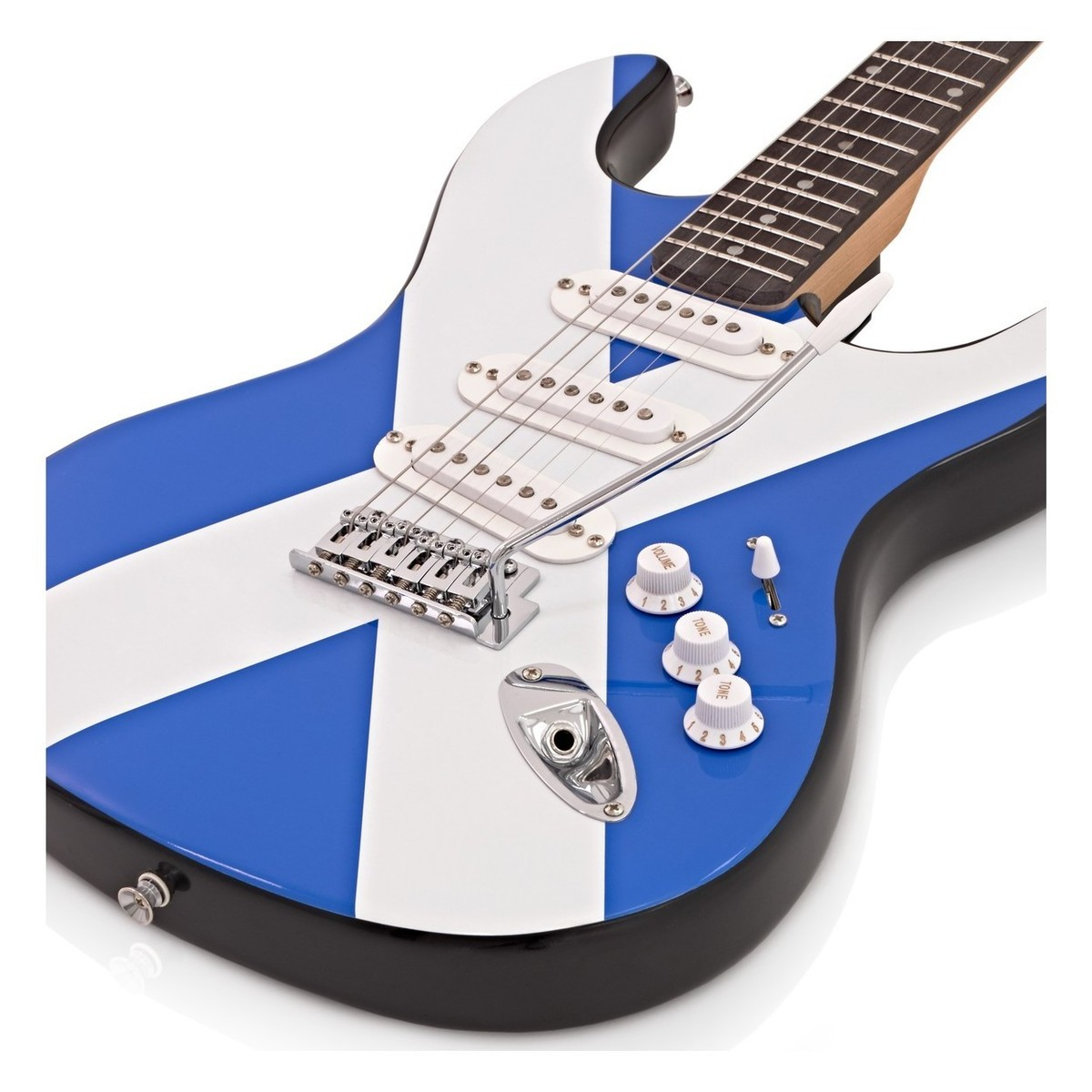 la electric guitar amp pack scottish flag at. Black Bedroom Furniture Sets. Home Design Ideas