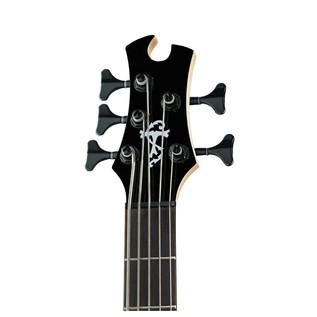 Tobias Toby Deluxe V Bass Guitar, Ebony