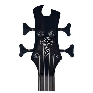 Tobias Toby Standard IV Bass Guitar, Alpine White
