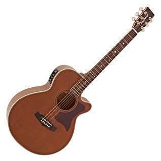 Tanglewood TW45 NS E Sundance Pro Super Folk Electro Acoustic Guitar