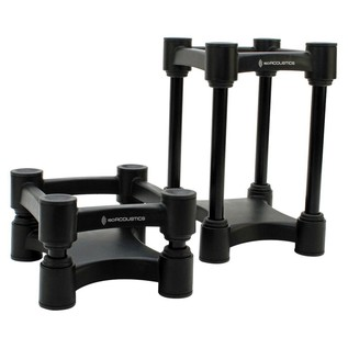 ISO Acoustics L8R155 Speaker Isolation Stands, Pair